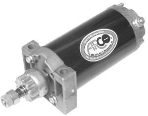 Mercury Marine, Force, Chrysler Marine Replacement Outboard Starter 5397 - Arco
