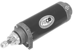 MES, Mercury Marine, Mariner Replacement Outboard Starter 5377 - Arco