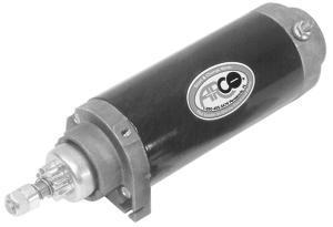 Mercury Marine, MES Replacement Outboard Starter 5380 - Arco