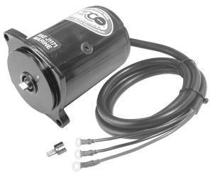 Mariner, Mercury Marine Replacement Power Tilt and Trim Motor 6279 - Arco