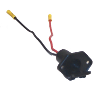 Trolling Motor Connector Female Receptacle 10 ga 2-Wire 12V - Sierra