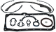 Chevy Marine V-6 Short Block Gasket Set - Sierra