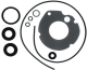 Lower Unit Gear Housing Seal Kit for Johnson/Evinrude, GLM 87605 - Sierra
