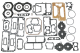 Powerhead Gasket Set for Johnson/Evinrude 389556 391330 439085, GLM 39080 - Sierra
