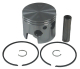 .030 OS Bore V6 Piston Kit - Sierra
