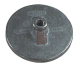 Zinc Anti-Ventilation Plate Anode - Sierra