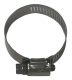 Stainless Steel Worm Gear Hose Clamp - Sierra