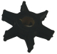 Water Pump Impeller for Chrysler/Force Outboard 47-F436065-2, GLM 89614 - Sierra