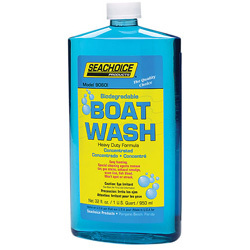 Boat Wash, Biodegradable, Quart - Seachoice