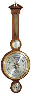 Howard Miller Olympia Thermometer, Barometer & Hygrometer