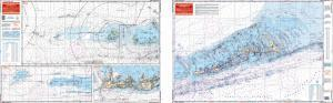 Lower Florida Keys Nautical Marine Charts - Waterproof Charts