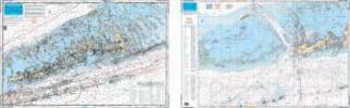 Lower Florida Keys Fish & Dive Nautical Marine Charts - Waterproof Charts