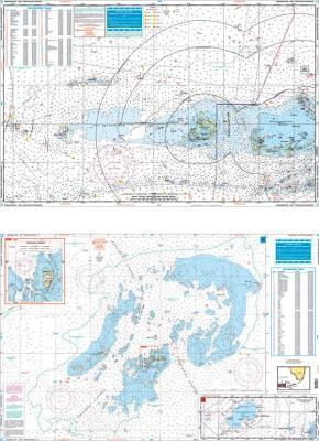 Marquesas & Dry Tortugas, Florida Fish & Dive Nautical Marine Charts - Waterproof Charts