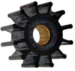 "Impeller 2.25"" Dia. 12-Blade - Johnson Pump"