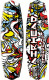 Inside Out Wakeboard, 141cm, Bindings Sold Separately - Airhead