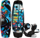 Witness Wakeboard, 132cm, Size 5-8 Bindings - Liquid Force
