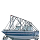 Navigloo Boat Shelter for 14 ft. - 18 ft 6 in. Fishing and Pontoon Boats