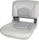 Profile Gray Seat, Gray - Tempress