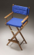 Captain's chair, Natural seat covers - Whitecap