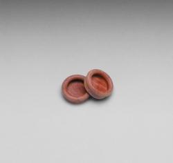 Round drawer pull, 1-3/8