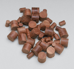 "Teak Plugs, 1/2""/500 bag - Whitecap"
