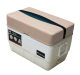 Wise Premier Pontoon 48 Quart Igloo Cooler with Cushion