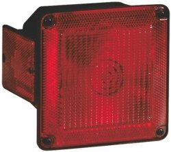 7-Function, Left/Roadside Tail Light, Bulk - Cequent Trailer Products - Wesbar