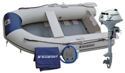 Maxxon CS-230ST w/ 2.3hp Honda - Maxxon Inflatables