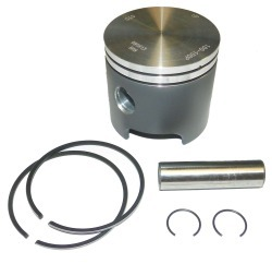 OMC 3.187 Bore Piston Set, Std