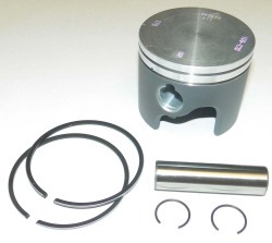 Johnson/Evinrude 3.187 Piston 50-70 Hp .030 Over