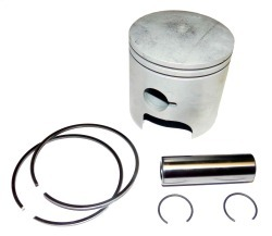 Yamaha 2.953 Piston Kit With Rings