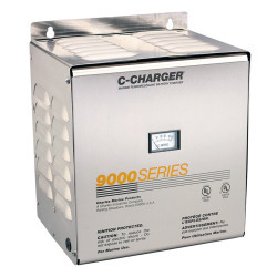 Ci3230A Heavy Duty Marine Battery Charger 9000 Series 32V 30A 3 Bank - Charles