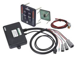 L.E.D. Indicator Switch Kit w/ Retractor - Lenco