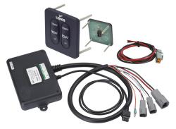 Standard Tactile Switch Kit w/ Retractor - Lenco