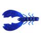 "Berkley Powerbait 4"" Chigger Craw - Color: Sapphire Blue"