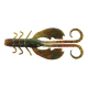 "Berkley Powerbait 4"" Crazy Legs Chigger Craw - Color: Pumpkin Green Fleck"
