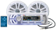 "AM/FM/MP3/CD/USB/SD Stereo S170Package w/6.5"" Speakers"