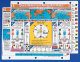 International Rules Quick Reference Card (Davis Instruments)