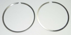Mariner 2 Ring Standard Bore Inline Piston Rings-OMC Ring Set Std