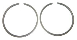Mercury Inline Piston Rings-Merc Ring Set Std.