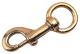 Swivel Eye Bolt Snap - Bronze (Sea-Dog Line)