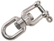 Stainless Steel Eye & Jaw Swivel (Sea-Dog Line)