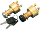 3 Position Ignition/Starter Switch (Sea-Dog Line)
