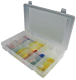 120 Piece Clear Seal Heat Shrink Terminal Kit