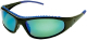 """Wahoo"" Polarized Sunglasses (Yachter's Choice Products)"