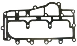 Evinrude Reed Plate Gaskets-Merc Exhaust Gasket