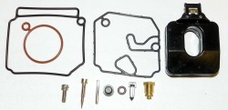 Yamaha 40-50 Hp 3 Cyl Carburetor Kit With Float (6h4)