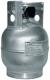 Lpg System Aluminum Tank (Trident Hose)