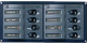 Dc Control Breaker Panel (Marinco/Guest/Afi/Nicro/Bep)