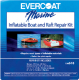 Inflatable Boat Repair Kit (Evercoat)